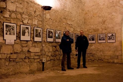 nei sotterranei del Castello Svevo di Barletta !