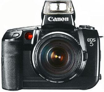 La Canon 5